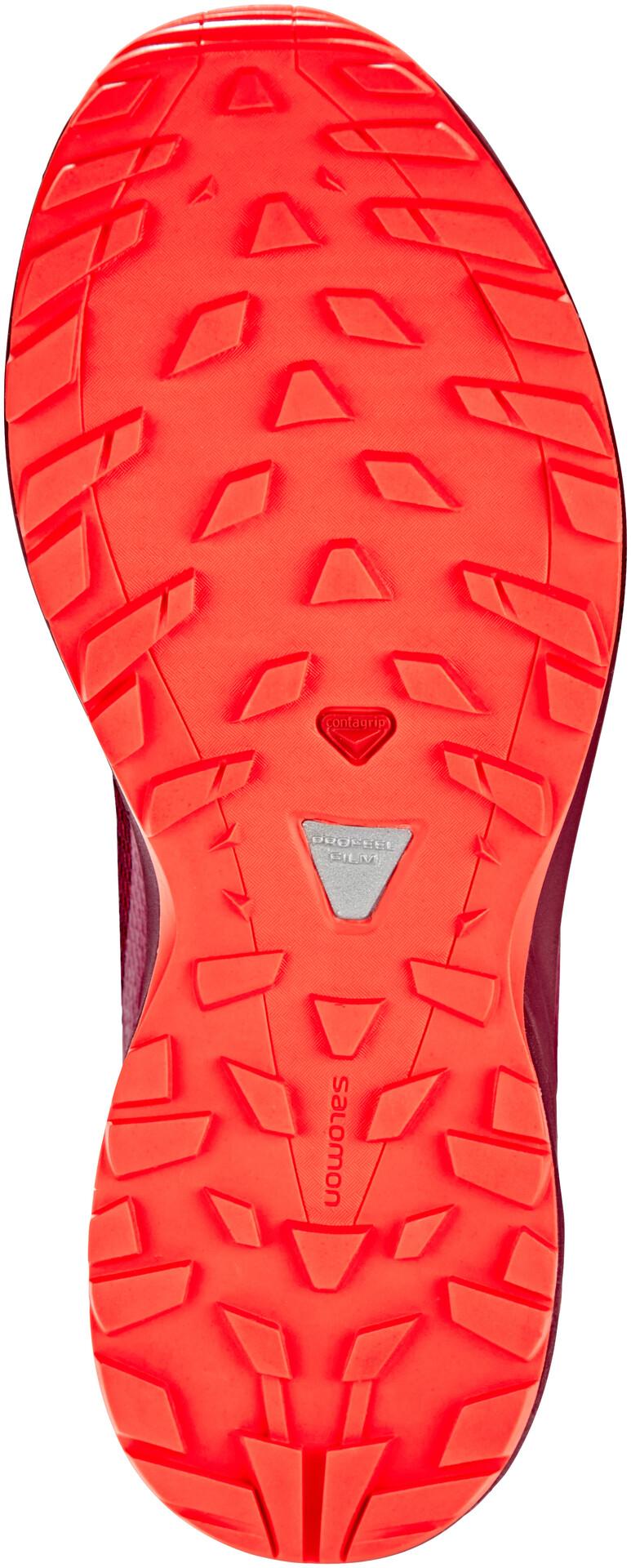 Zapatillas Elevate beet Salomon Xa Redfiery Coral MujerCerise 7bYgyf6